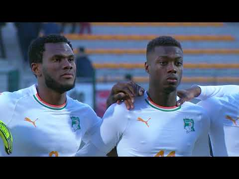 Cote D'Ivoire vs Togo - Friendly match (24.03.2018) HD