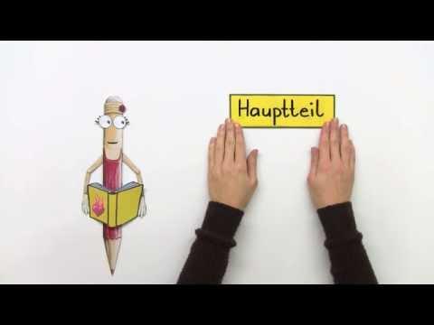 Texte Schreiben Der Hauptteil Deutsch Grundschule Youtube