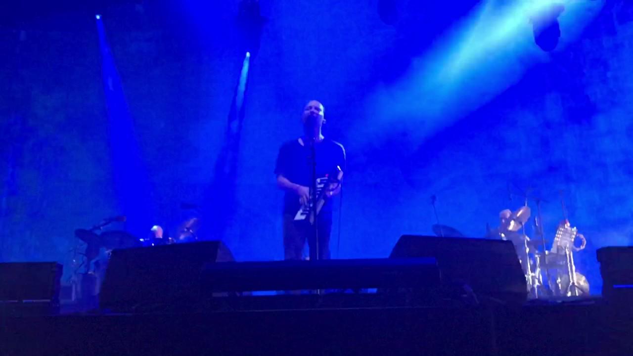 Radiohead - Bloom (Kansas City, MO April 5th, 2017) - YouTube