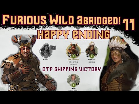 Furious Wild Abridged #11 (Final) | And Then They All Died The End |