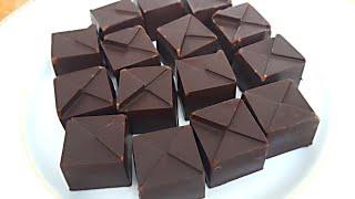 Настоящий домашний шоколад