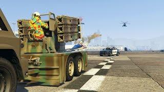 AYUDAMOS AL PRESIDENTE DE LOS SANTOS!! - DLC TRAFICO DE ARMAS (GUNRUNNING) - GTA V ONLINE