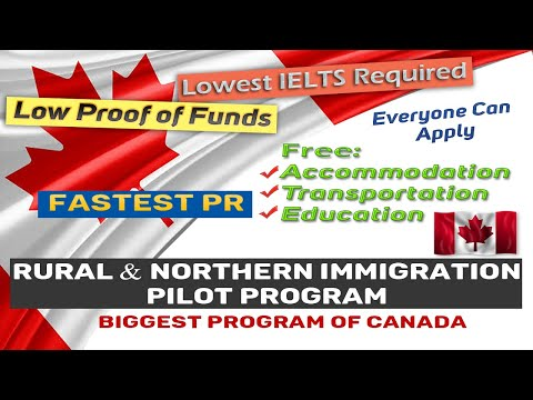 CANADA Launched A Latest Immigration Work Visa Program 2020| RNIP Complete Details 😍🇨🇦😍