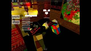 two gay on a bed on game Roblox