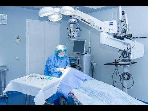 Диагностика и лечение закупорки слезных протоков в офтальмологической клинике МЦ Наири
