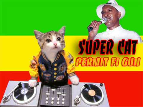 Super Cat - Permit Fi Gun