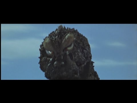 Mothra vs. Godzilla (1980 Reissue) - Opening Sequence