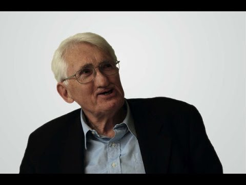 Jürgen Habermas: Democracy in Europe