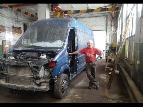 Купить автозапчасти к мерседес sprinter любой модели, новые и бу, огромный. Б/у двигатель для автобуса mercedes sprinter 2. 2, 906 кузов, ом651.
