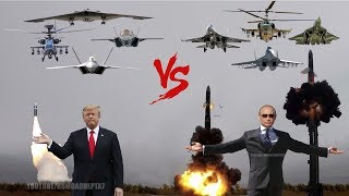 Russia Vs. United States: Most Advanced Military Technology - Russian Armed Forces Vs U.S. Armed