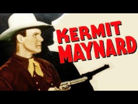 Phantom Patrol (1936) KERMIT MAYNARD