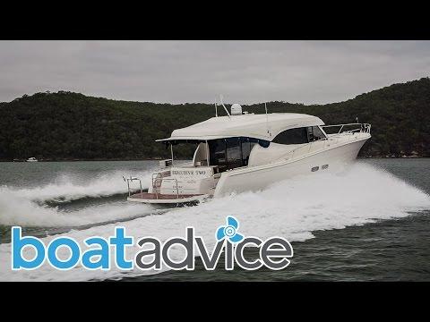 Maritimo S50 Cruising Motor Yacht Review
