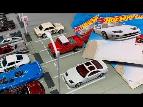 Lamley Showcase: Hot Wheels 2019 E Case Highlights