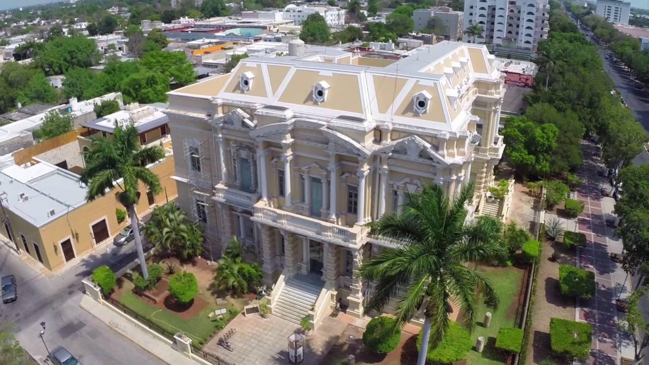 M rida yucat n ciudad blanca youtube for Construccion de piscinas merida yucatan