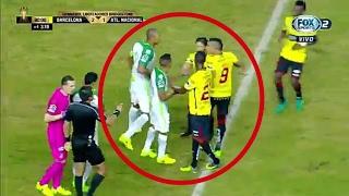 FURIOSO FINAL EN ECUADOR   BARCELONA 2-1 ATLÉTICO NACIONAL