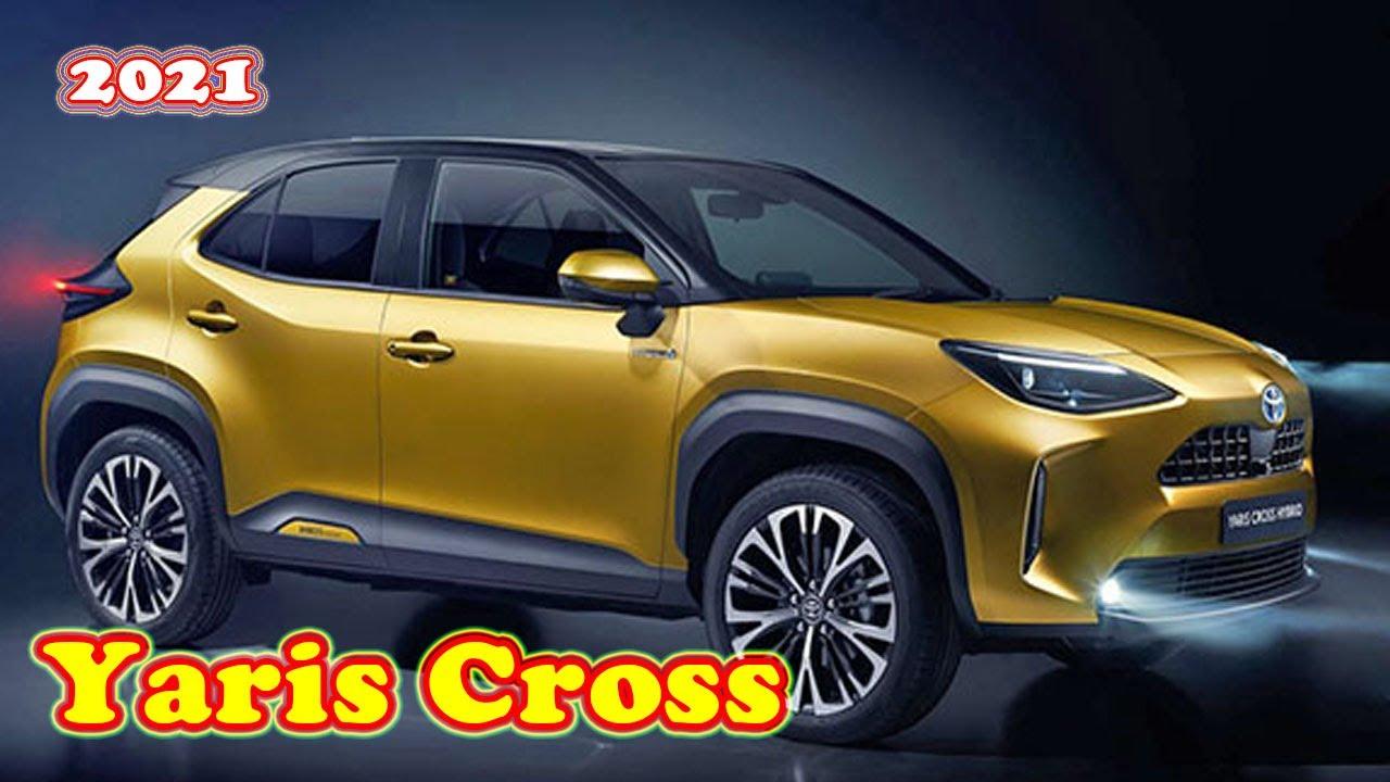 2021 toyota yaris cross hybrid  new toyota yaris cross
