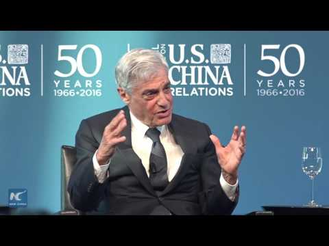 Former U.S. Treasury Secretaries on U.S.-China relations