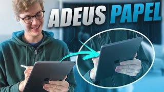 Estudar com um iPad mudou TUDO