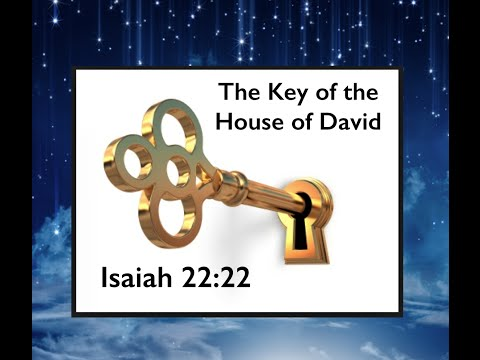 The Number 2222 - (The KEY - Isaiah 22:22)