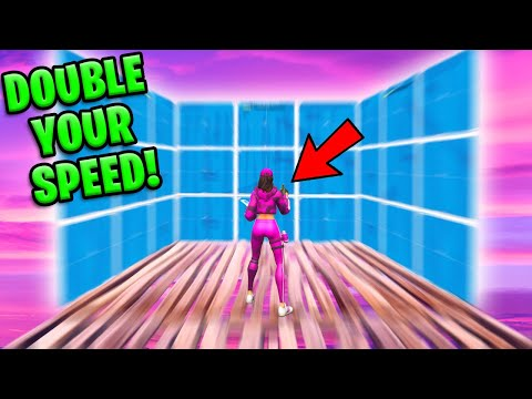 How to *DOUBLE* Your Edit Speed In Fortnite Chapter 2...
