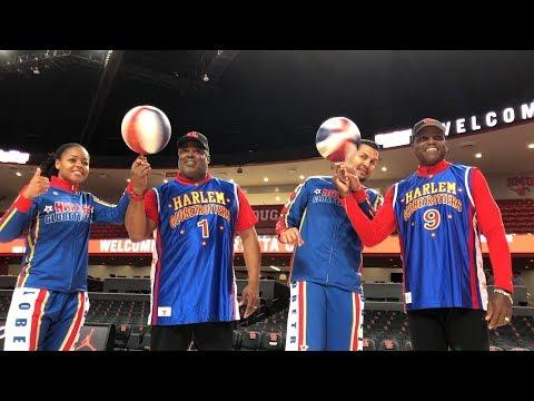 Taking on Olympic Legends | Harlem Globetrotters