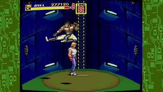 Sega genesis classics collection streets of rage 2 axel and ground uppers part.42