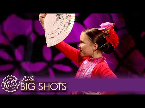 Little Big Shots | Floor's Flamenco Dance