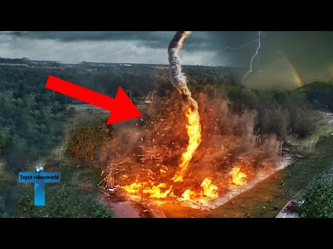 Top 10 Most Unusual And Wonderful Natural Phenomena In The World