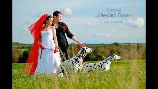 Алексей Лукин, фотограф в Санкт-Петербурге. Слайд Шоу - свадебные фотосессии.