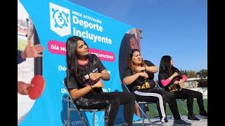 Mega Activación Incluyente 2019 de COMUDE Guadalajara