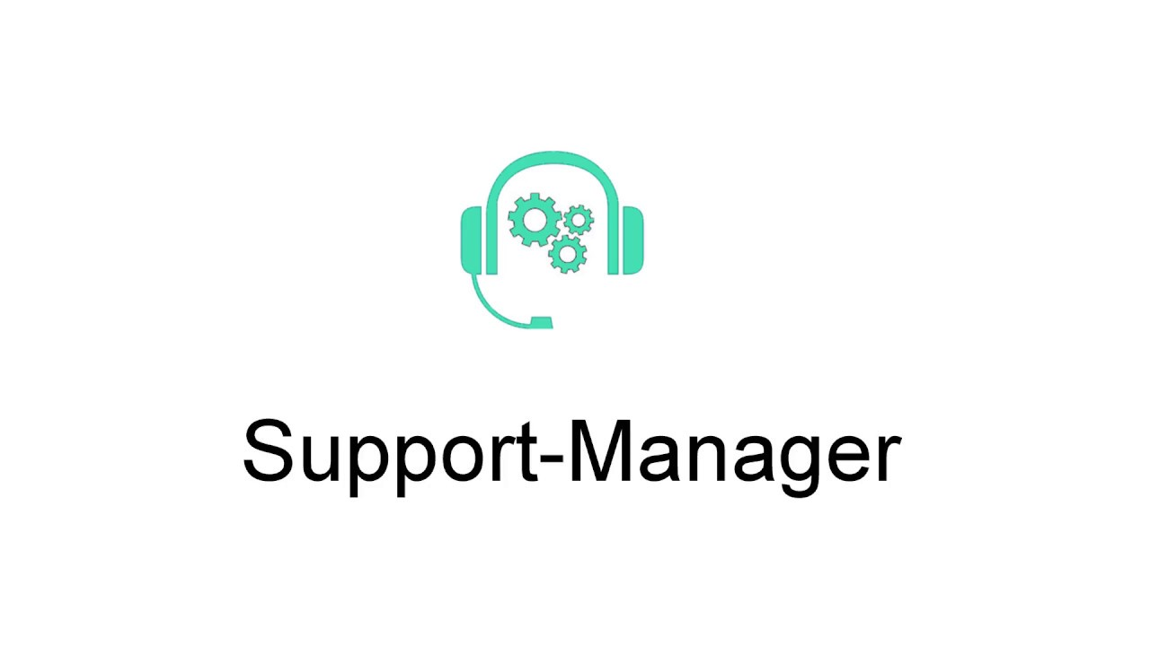 Support-Manager (old) | Discord support bot