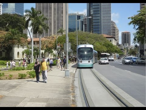Bringing Rail Back to Earth - Cutting Elevated Costs with the Honolulu Transit Task Force