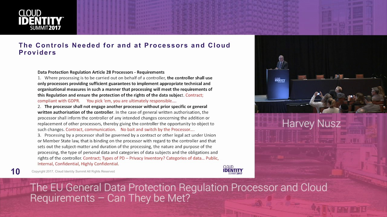 how communication and records are secured stored to meet data protection requirements - our last module covers how we ensure that dataand operational transparency requirements are being metone of the main tenants of using the cloud is trust,and this is achieved through transparencywith the cloud providerbecause we are trusting the cloud providerto securely.