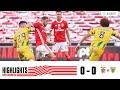 HIGHLIGHTS: SL Benfica 0-0 CD Tondela