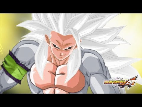 Dragonball Budokai AF HD - All Characters and Transformations