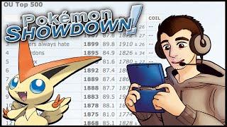 Pokémon Showdown Ladder : Vohlt Plays VICTINI !!!