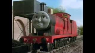 Thomas/8 Out of 10 Cats Parody Clip 1