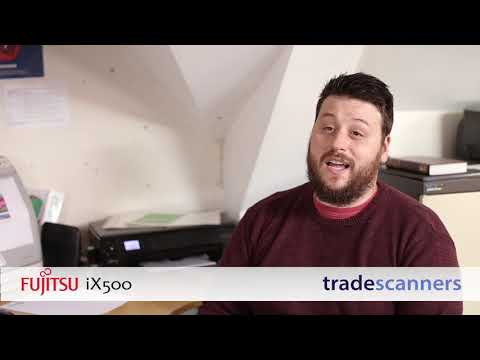 Fujitsu ScanSnap ix500 Scanner Product Review
