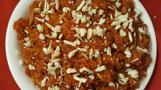 Gajar ka Halwa l Gajar ka Halwa with Khoya l Best Gajar Ka Halwa Recipe