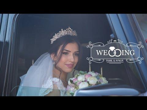SUPER AZERBAIJAN WEDDING 2017!! FAMIL & AYNUR /Азербайджанская  свадьба в Москве!