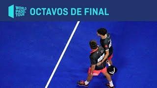 Resumen Octavos de Final (jornada tarde) Estrella Damm Madrid Master