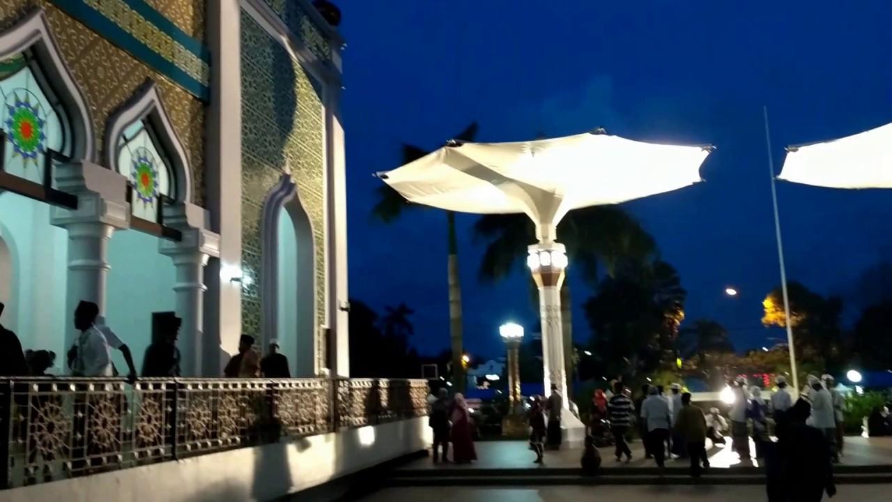 Masjid Agung Sunan Bonang Tuban Youtube