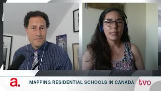 Mapping Residential Schools in Canada