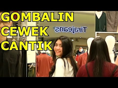 NGAKAK! Reaksi wanita Indonesia ketika Digombalin ft Yudist! - Prank Indonesia