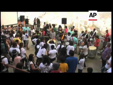Brazils favelas become top tourist destinations