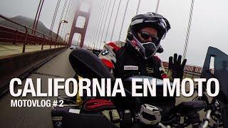 California en motovlog | Viajar hasta Alaska I  MOTOVLOG#2