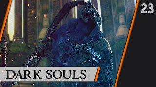 Прохождение Dark Souls: Prepare to Die Edition - #23 БОСС: Арториас Путник Бездны