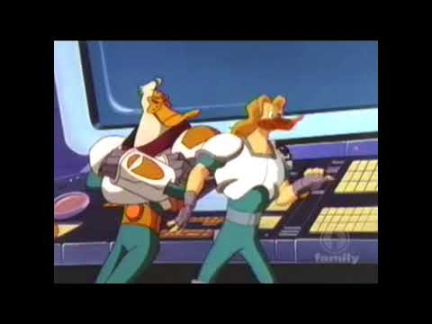 Mighty Ducks: The Animated Series - All Fourth Wall Breaks