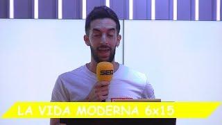 La Vida Moderna | 6x15 | Blanco sobre amarillo