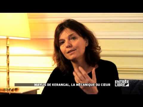 """Maylis De Kerangal : livre """"Réparer les vivants"""" - Entrée libre"""
